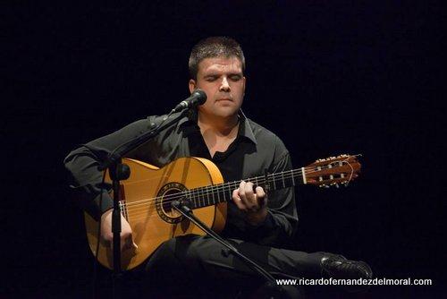 Ricardo Fernández del Moral.