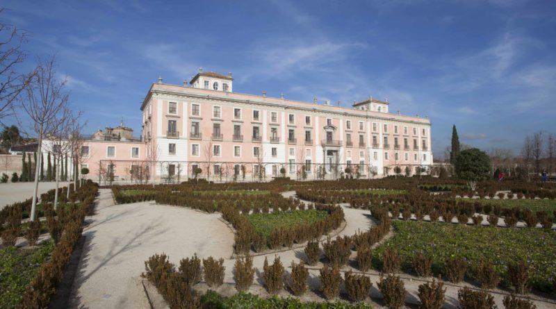 Jardines del Palacio del Infante D. Luis.