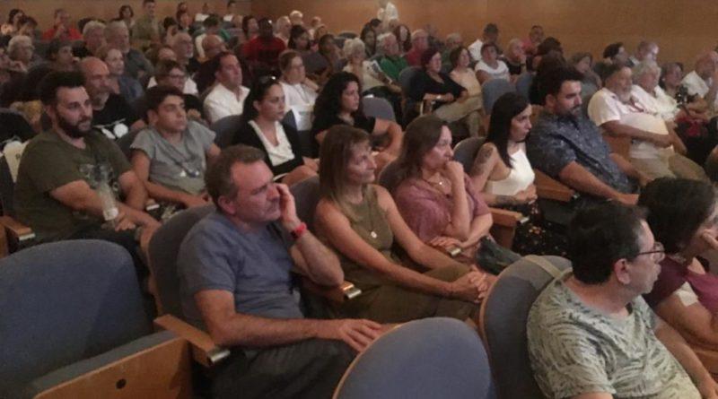 Éxito de participación en la III Semana del Cine del Espacio.