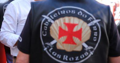 La Asociación motera roceña 'Cabaleiros do Ferro',  ha sido reconocida por su labor social y singularidad