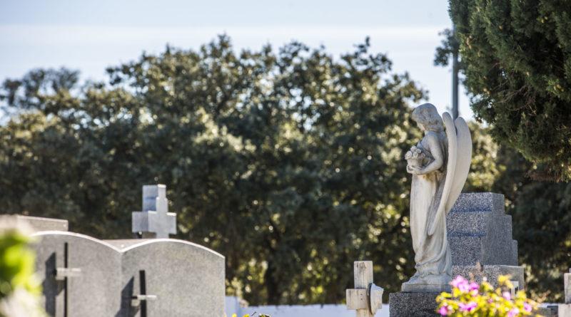 Las Rozas.Horario Cementerios