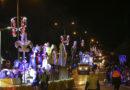 Todo preparado en Las Rozas para la tradicional Cabalgata de Reyes