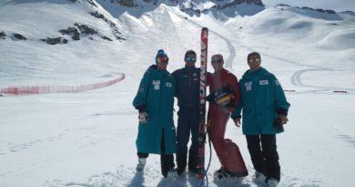 El COVID 19 obliga a suspender  en la estación de  Formigal del  Grupo Aramón  la primera copa del mundo de esquí de velocidad que se iba a celebrar en España.