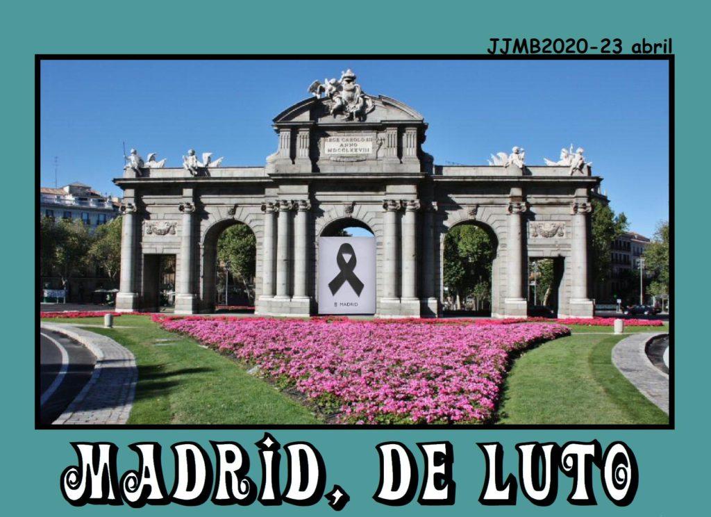 Madrid de luto - Capital Noroeste