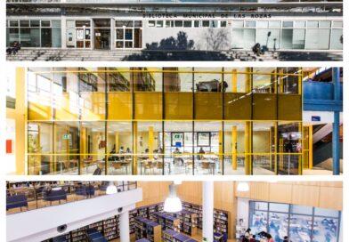 Reabren las bibliotecas de Las Rozas con algunas restricciones y un nuevo protocolo de seguridad sanitaria