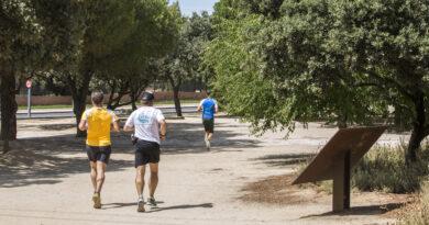 Las Rozas  fomenta el deporte al aire libre con un nuevo servicio de asesoría deportiva en parques y otros espacios
