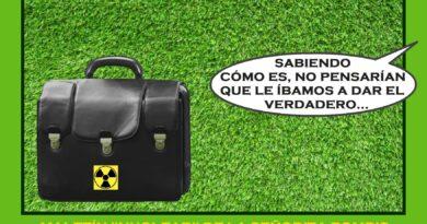 Maletín nuclear de la señorita Pompis