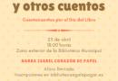 La Biblioteca Municipal de Galapagar Ricardo León organiza un cuentacuentos al aire libre para celebrar el día del libro