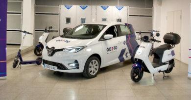 La multinacional Go To reinventa la movilidad en Madrid con la primera  aplicación a soluciones de movilidad compartida con coches, motos, bicis y patinetes eléctricos