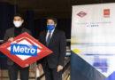 La Comunidad de Madrid presenta una campaña en Metro para fomentar el deporte y la vida Saludable