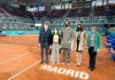 La Comunidad de Madrid celebra ya  el Mutua Madrid Open de tenis  en la Caja Mágica
