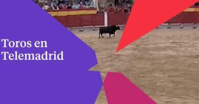Vuelven los toros a Telemadrid