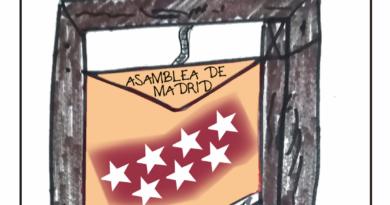 Viñeta Asamblea de Madrid