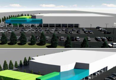La Marazuela tendrá un  Gran Supermercado, un nuevo polideportivo y una zona cultural