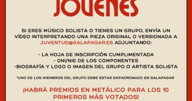 El Ayuntamiento de Galapagar busca  músicos para el I Festival de Grupos Jóvenes del 17 de julio
