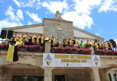 El Club  Deportivo Galapagar asciende a Tercera División RFEF