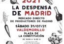 La Despensa de Madrid' se celebra en Valdemorillo el sábado 31 de Julio