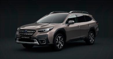 El nuevo Subaru Outback es elegido el coche más seguro en 2021 según  EURONCAP