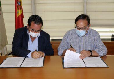 El Ayuntamiento de Boadilla   renueva el convenio  con la Asociación de Mayores