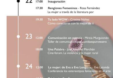 Navalagamella organiza unas interesantes  jornadas de igualdad durante el fin de semana